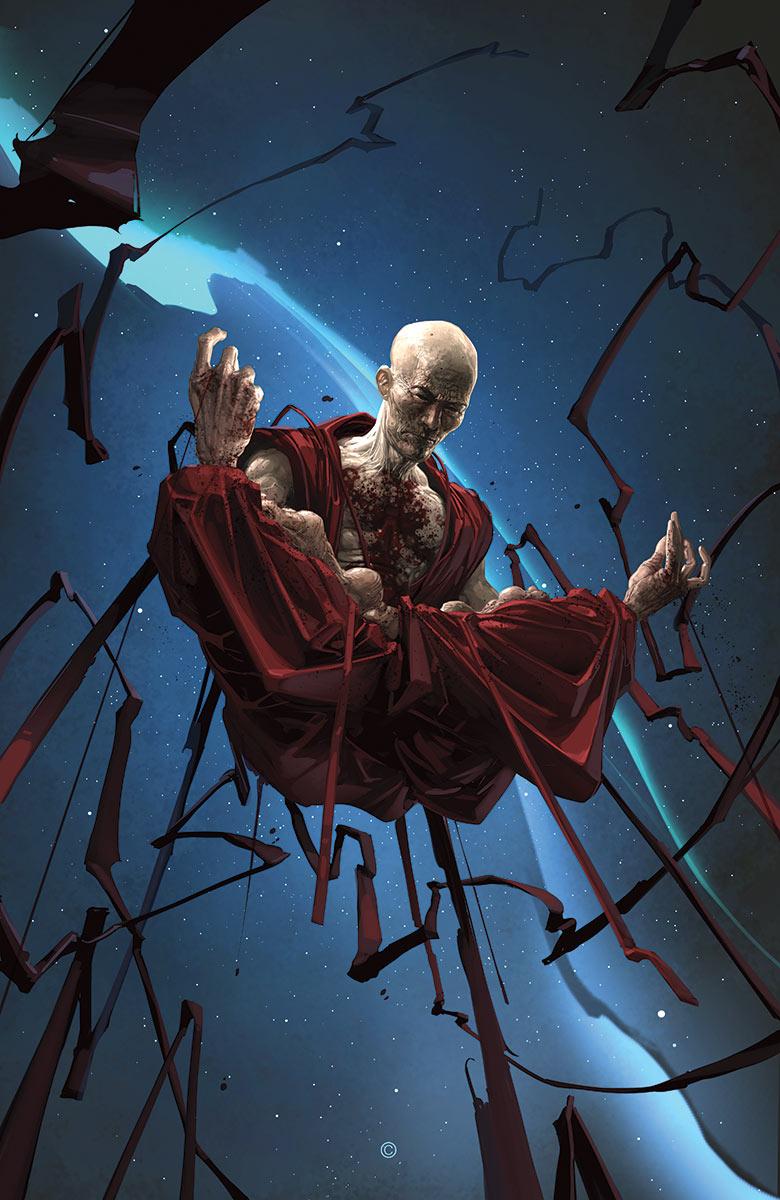 Preview Harbinger Bleeding Monk 0  Who IS the Bleeding