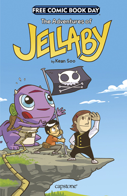 The adventures of jellaby