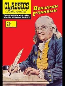 Retro Review - Classics Illustrated #65 Benjamin Franklin
