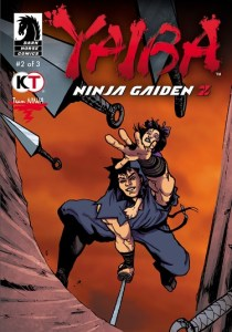 Team NINJA and Dark Horse Launch Three Part YAIBA: NINJA GAIDEN Z Digital Series