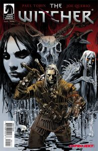 Preview - The Witcher: House of Glass #1- Released Today!
