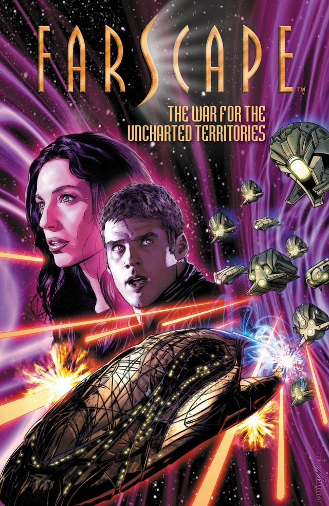 Farscape Vol 7 Trade from BOOM! This June!