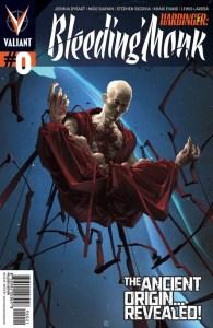 Harbinger: Bleeding Monk #0 - Who holds the secret of the Valiant universe????