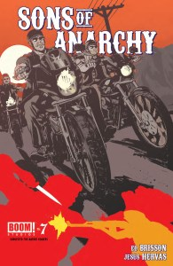 Sons of Anarchy #7 - The Monthly Begins, with Toric!