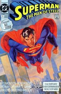 Superman_Man_of_Steel_1