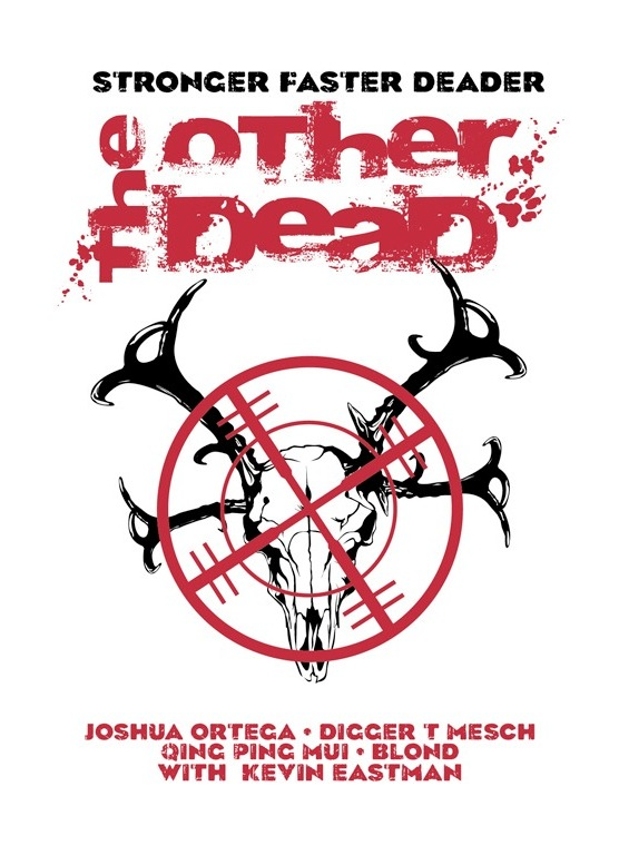 IDW's The Other Dead: President Obama will save us from the zombie