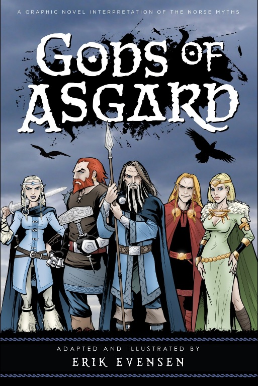 Gods of Asgard - Now on Comixology!