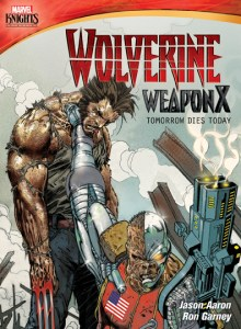 DVD Review - Wolverine Weapon X - Tomorrow Dies Today - Marvel Knights & Shout Factory!