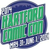 Hartford Comic Con is ramping up! May 31st - June 1st