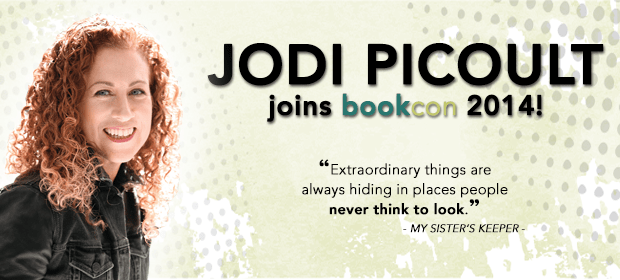 Jodi Picoult Joins the BookCon Line Up