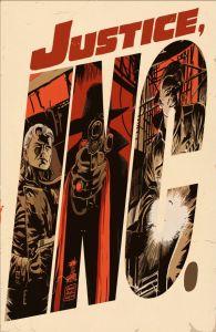 Justice, Inc.! From Dynamite, Michael Uslan, & Giovanni Timpano!