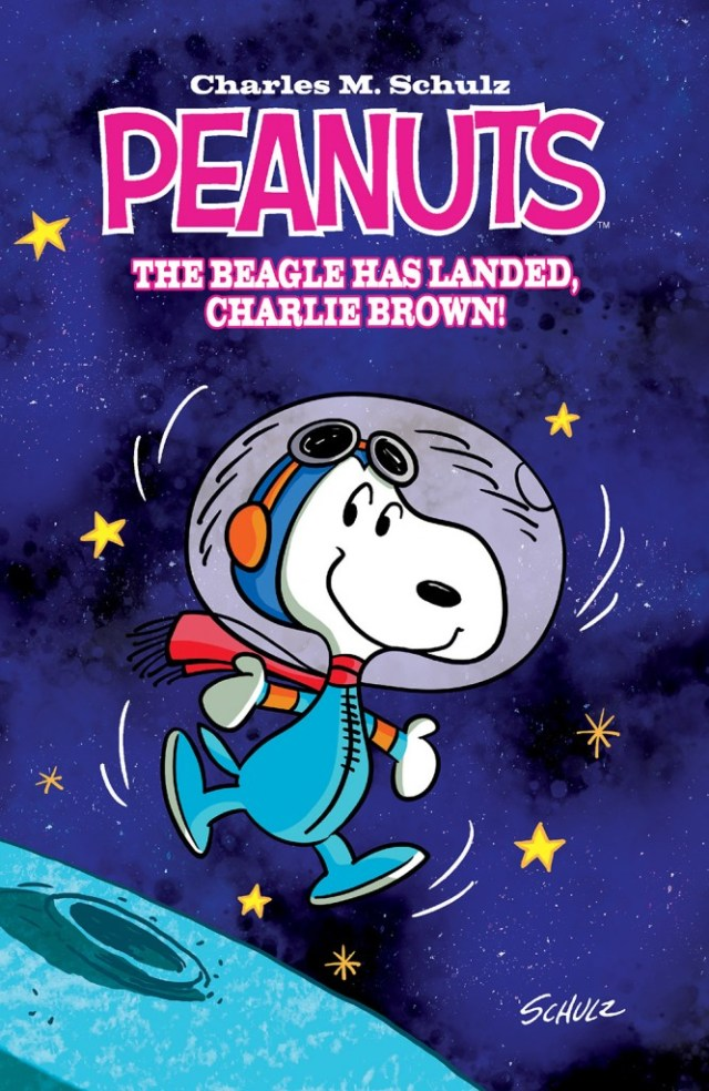 New Peanuts Graphic Novel Takes Flight This June!