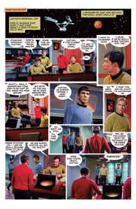 IDW Star Trek Strange New Worlds John Byrne photo-comic page 3
