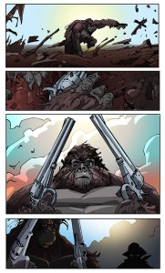 Six-Gun Gorilla Pag11COLOR