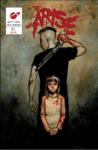 Arise #1: A New Hero for a New Zombie Apocalypse