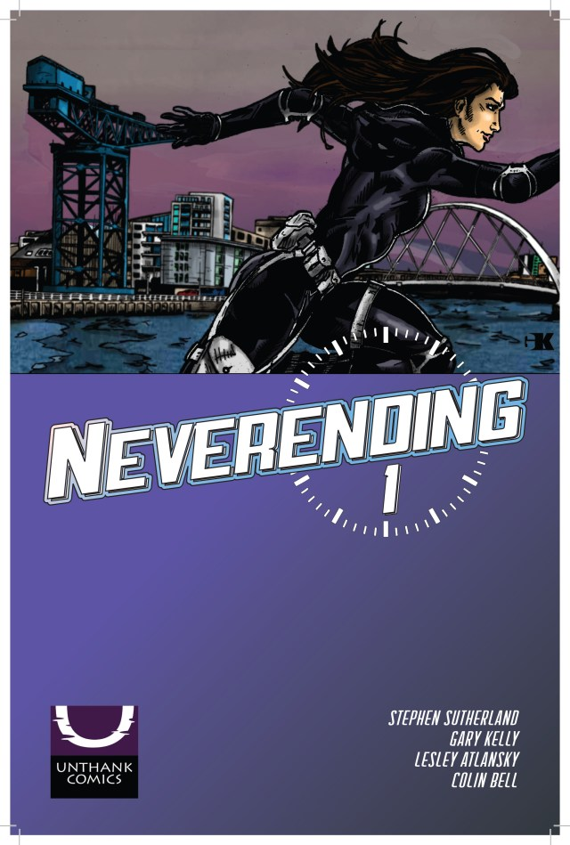 Neverending #1: Check Out This Kick-Ass Indie Heroine