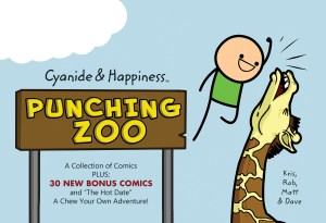 Boom! Box Brings You Cyanide & Happiness!