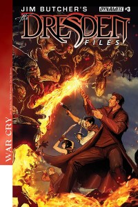"Dresden Files ""War Cry"" - I'll Follow Where Harry Leads"