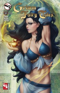 Grimm Fairy Tales #101—More Than Just X-Men Meets Hogwarts