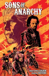 Prepare for the Final Season of Sons of Anarchy with the new Trade Paperback from Boom! Studios