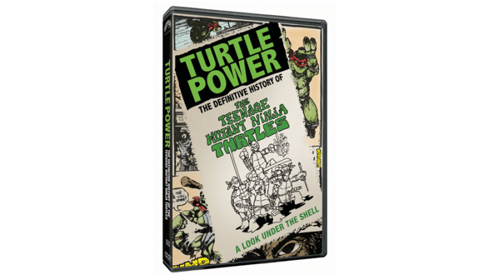 Own The Definitive History of the Teenage Mutant Ninja Turtles DVD Today!