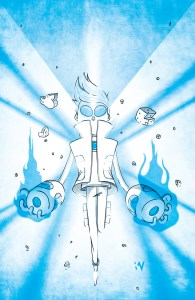 Bravest Warriors Cover 01