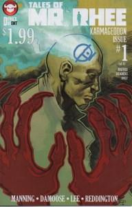 Review - Tales of Mr. Rhee - Karmageddon #1!
