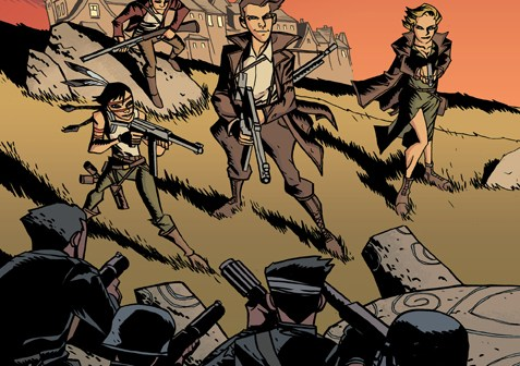 Preview/Review - Peter Panzerfaust #21 - A New Story Arc Starts Here!