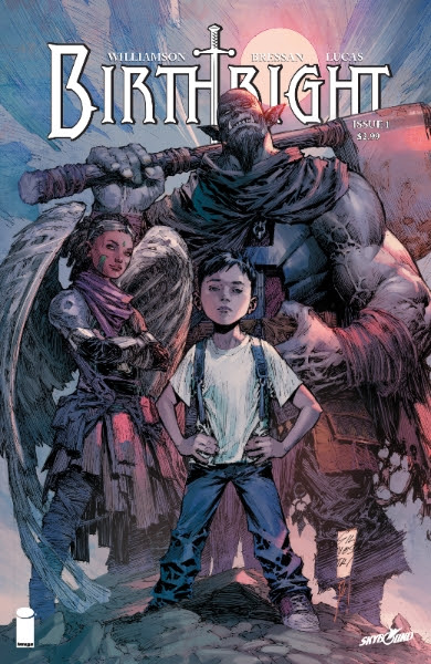 Birthright - A New Fantasy Series Coming From Image in October
