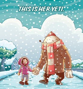 KaBOOM! Unveils Abigail and The Snowman!