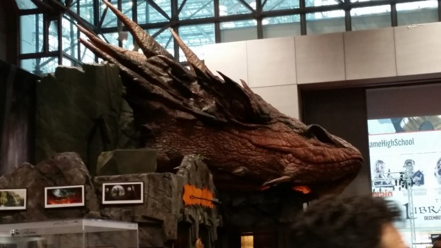 NYCC 2014 - Tabletop Gaming, Cosplay, and Toys!