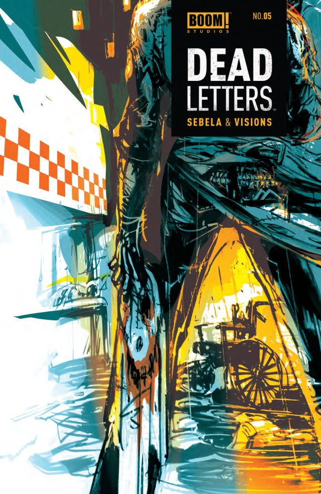 Dead Letters #5 - A New Arc Begins!