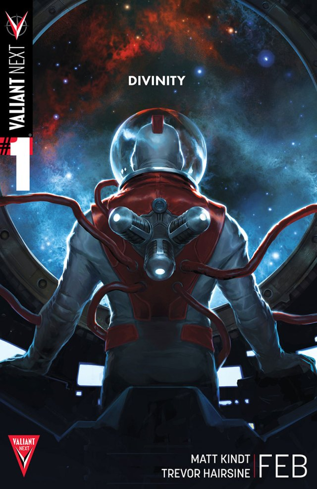 Valiant Next! Part 3 - Divinity