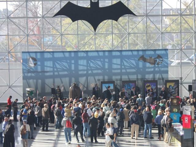The USPS Celebrates Batman at New York Comic Con!