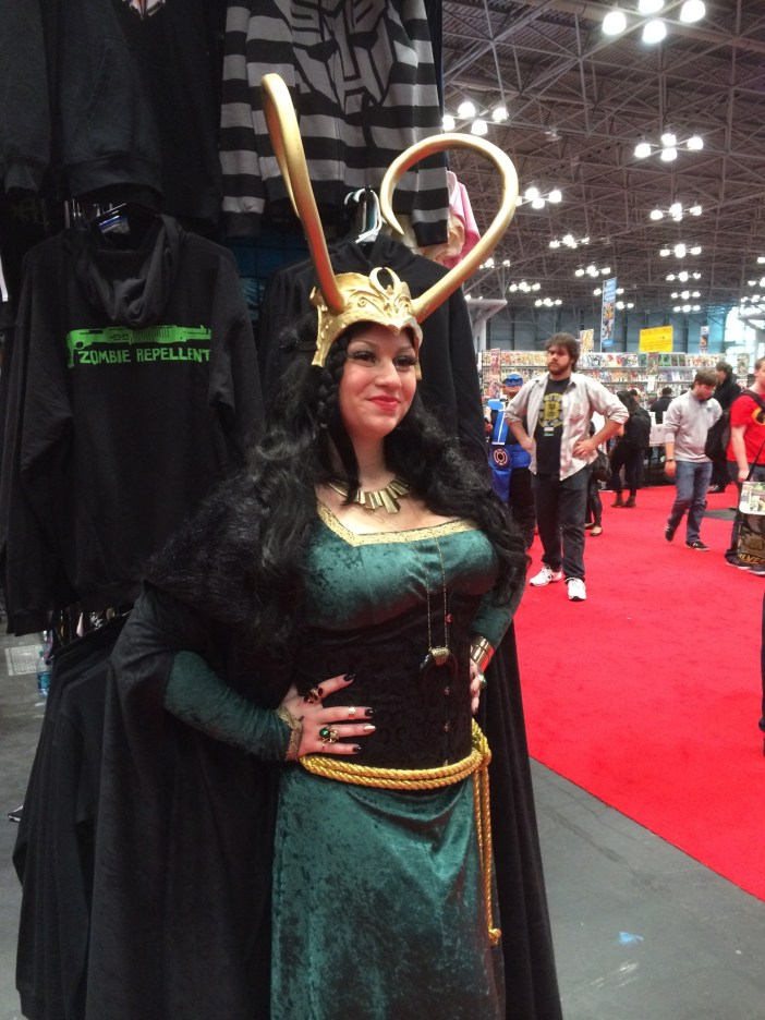 My So-Called Geek Life: NYCC Day Two
