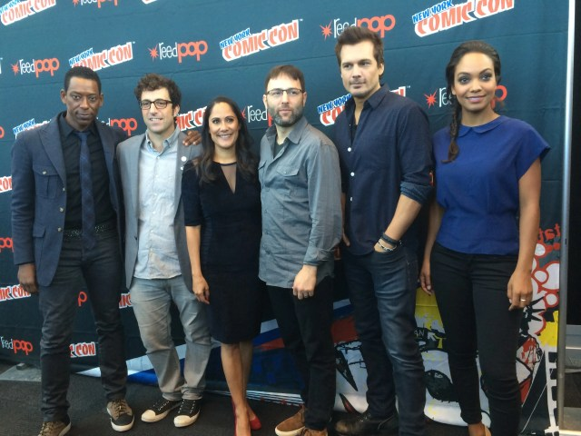 Cast and Crew from Sleepy Hollow