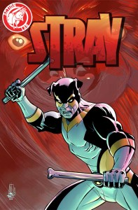 Pre-Order Stray #1 - Start the New Year Right!