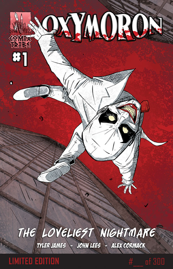 Oxymoron is Back in The Loveliest Nightmare - Get Yours At NYCC 2014!