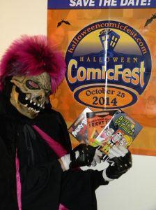 halloween comic fest 2014