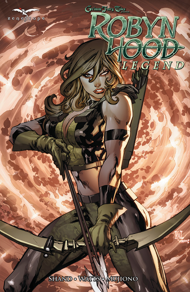 Zenescope's Robyn Hood: Legend Completes the Robyn Hood Trilogy