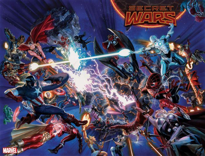Marvel Summer 2015 - Secret Wars, Civil War, Planet Hulk? Flashbacks or Flash Forwards?!