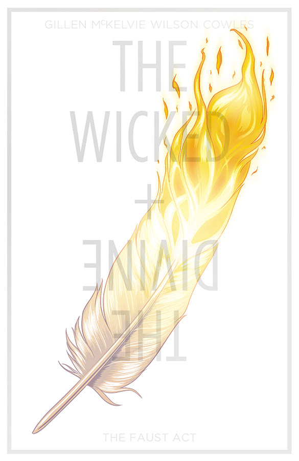 The Wicked + The Divine Graphic Novel Collection This November!