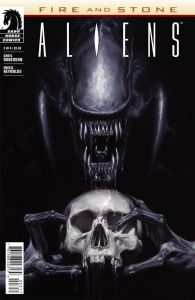 "Review - Aliens: Fire and Stone #3 ""Thought-Provokingly Creepy"""