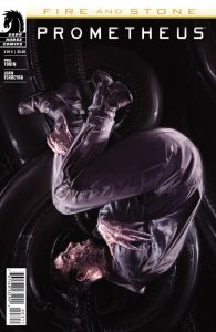 Review - Prometheus: Fire and Stone #3 - Spoilers!