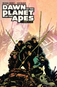 Review: Dawn of the Planet of the Apes #1