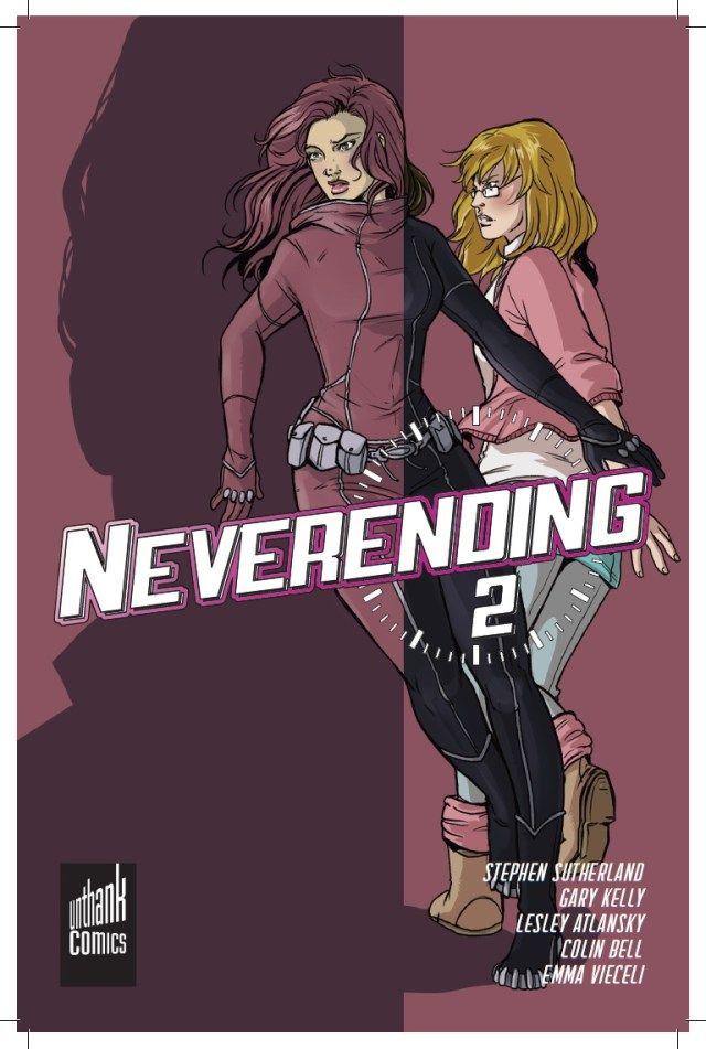 Neverending #2: Indie Comics with Kickass Leads Never Get Old!