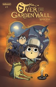 Review - Over The Garden Wall A Cartoon Network Take on a Classic Genre