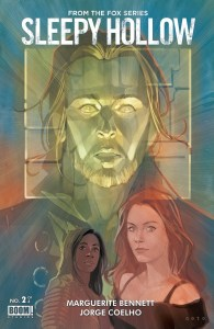 Preview/Review Sleepy Hollow #2: The Story the Mills Sisters Deserve