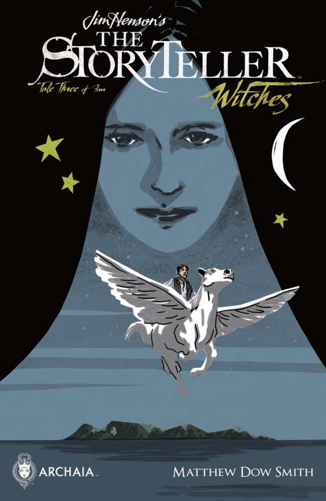 Preview/Review Jim Henson's Storyteller: The Witches #3 - Beautiful storytelling
