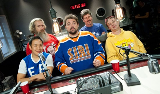What'cha Watchin': The 11/1 Edition! Kevin Smith, Tattoos & Freaky Families!